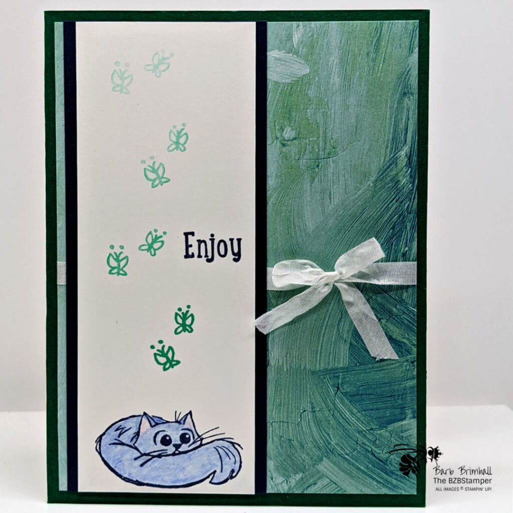 Pampered Pets Stamp Set by Stampin' Up!