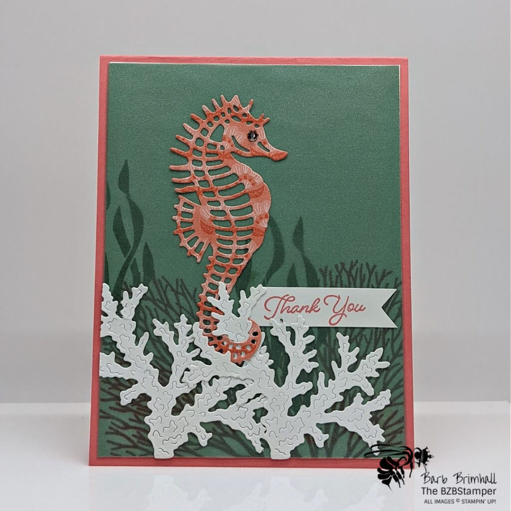 The Seascape Bundle by Stampin' Up!